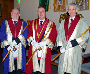 Ian represents at Stanley of Bickerstaffe