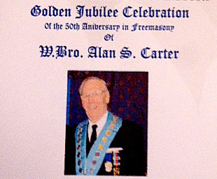 Woolton master celebrates his golden jubilee