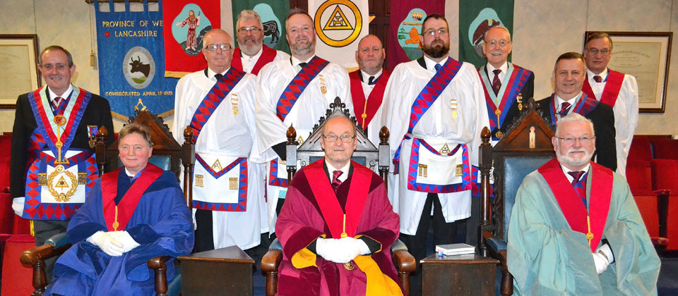 Pictured standing from left to right, are: Tony Hall, Jim Grime, Peter Hannis, David Grime, Derek English, Daniel Grime, Ken Shaw, Peter Lockett and Russ Green. Seated from left to right, are: Duncan Hopkins, John Dowsett and Ken Morris.