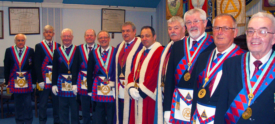 Pictured from left to right, are; Ron Weatherill, Ian Ward, Keith Jackson, Duncan Smith, Ian Cuerden, Andrew Harrison, James Rashid, John Pitches, David Barr, Phil Bolton and Bob Boal.