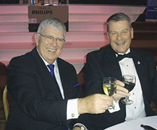 New lodge consecrated at the Tower Ballroom