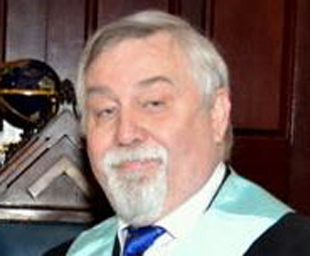 Malcolm Timms, master of Anderton Lodge