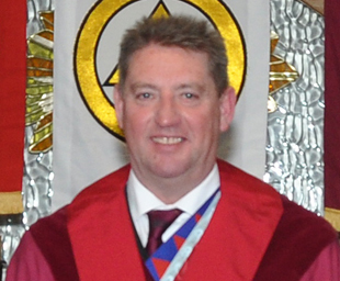 Tony installed as first principal in a unique ceremony
