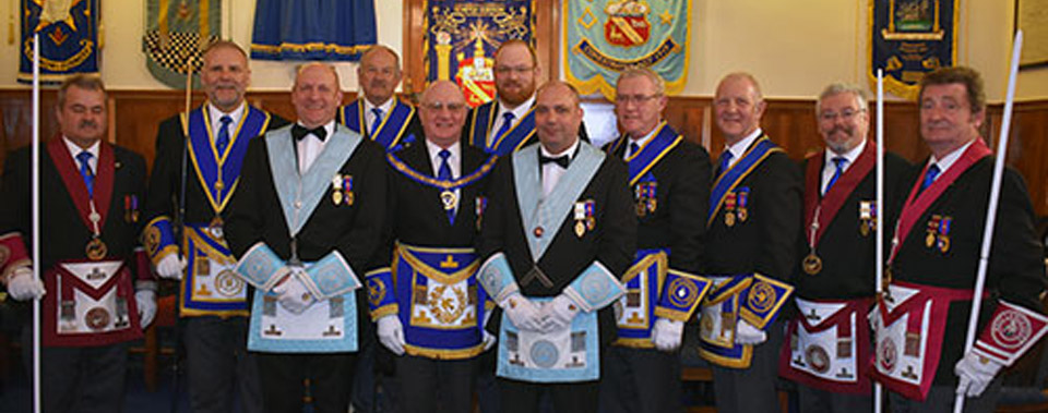 Pictured from left to right, are: Keith Halligan, Barry Fitzgerald, Geoff Biddulph, David Cole, David Grainger, Andrew Ridal, Colin Taylor, Phil Preston, Steve Plevey, David Rigby and Phil Burrow.