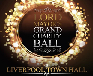 Liverpool Masons support the Lord Mayor's Ball