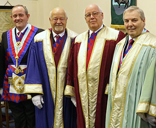 Jubilee installs its third principal