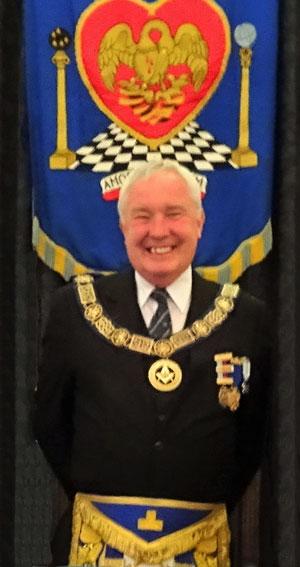 Phillip Marshall PrGM (Nottinghamshire).