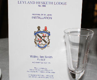 Ian's fourth term at Leyland Hesketh