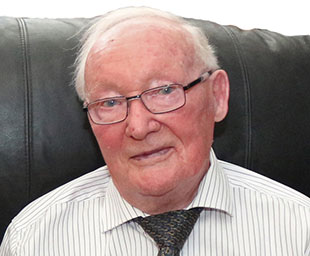 John celebrates 50 years as a Freemason