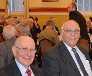 Warrington Group Dinner 2018
