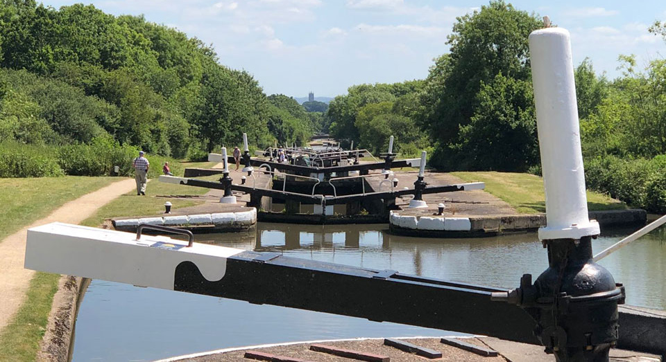 Hatton Locks.