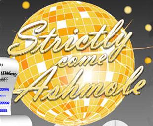 Strictly come Ashmole