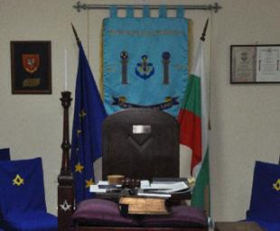 Warrington Mason installed in Bulgaria