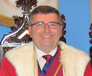 Double exaltation at Walton Chapter