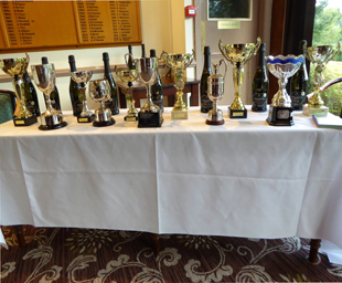 The Woolton Group golf competition