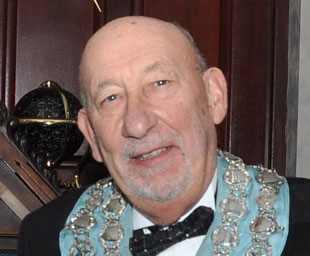 Jack Morton is master of Westhoughton Lodge