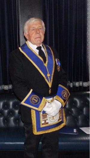 Ian Wilkinson.