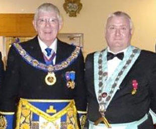 Thornton and Cleveleys Lodge centenary