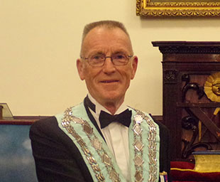 Victoria Lodge honoured by Tony's visit