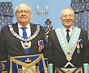 Centenary at Lodge of Tranquillity