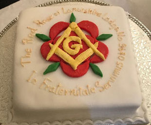 Double celebration at Red Rose of Lancashire
