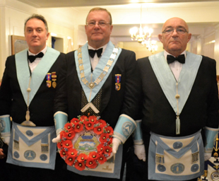 Blenheim Lodge remembers