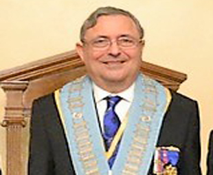 Outstanding installation at Lodge of Israel