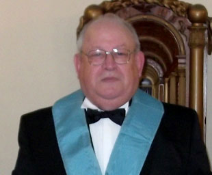 John becomes master at Arthur Stanley Lodge