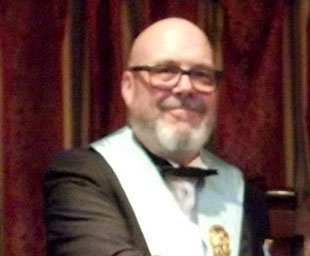 Standish Lodge installs Iain as master