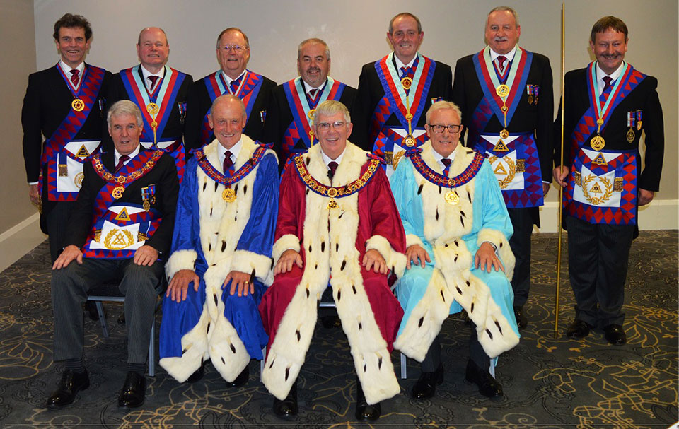 A successful and enjoyable Provincial Grand Chapter meeting.