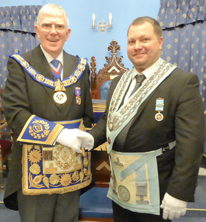 Congratulations to Andrew Jones of Yachtman`s Lodge.