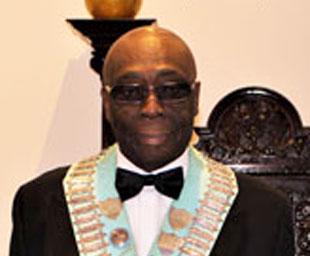 David represents at Fallowfield Lodge