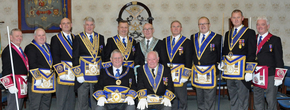 Pictured from left to right. are: (standing) John Anderson, Mike Silver, Mark Howard, Paul Renton, Peter Lockett, Peter Leigh, Mike Pinckard, Don Hesketh, Ian Halsall and John Riley. (seated) Stewart Seddon (left) and Richard Higson.