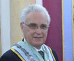 Malcolm the nomad celebrates 50 years in Freemasonry