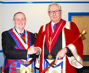 Simon becomes first principal of Bootle Chapter