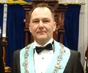 Anchorsholme Lodge welcomes Tony