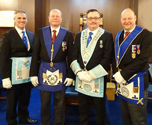 Talking Heads presentation at Hesketh Lodge