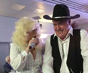 Group holds a Dolly Parton Cabaret Night