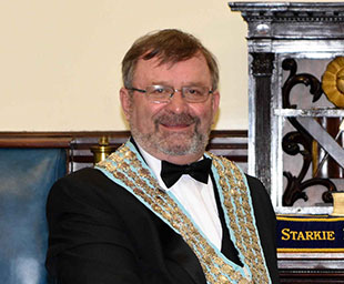 Provincial Grand Master pays second visit