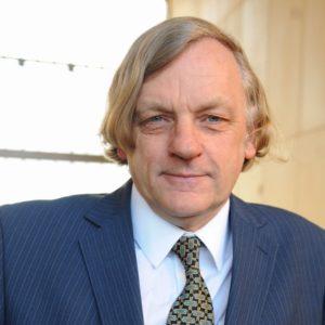 Professor Colin Cooper.