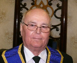 Chorley Lodge celebrates Pete's 50th