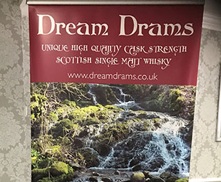 Whisky Tasting Evening by 'Dream Drams'