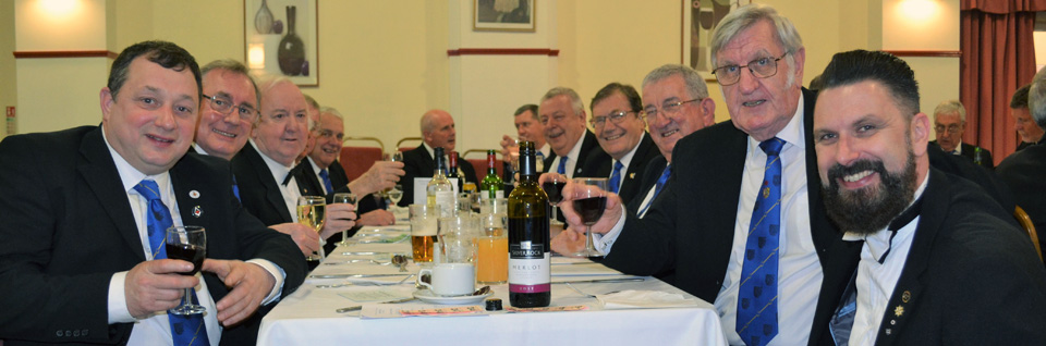 Who says 'Festive Boards' are not enjoyable.