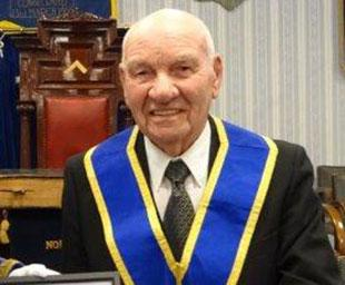 Bob Leonard's 50 years in Freemasonry