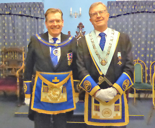 A first for Old Lerpoolian Lodge