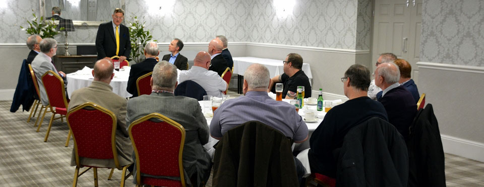 The brethren hear about a 'Remarkable Mason'.
