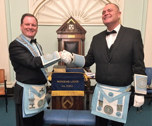 Third master for Woodend Epworth