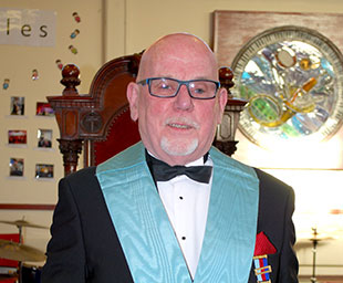 Ian becomes master of Old Crosbeian