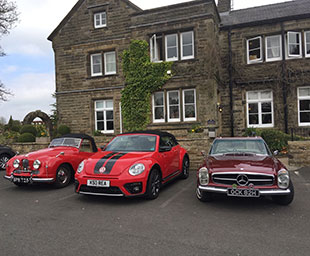 Classic Car Club's latest event report