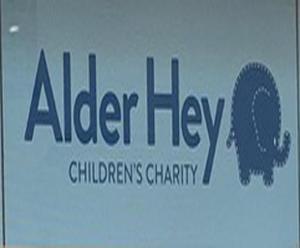 Alder Hey Children's Charity logo